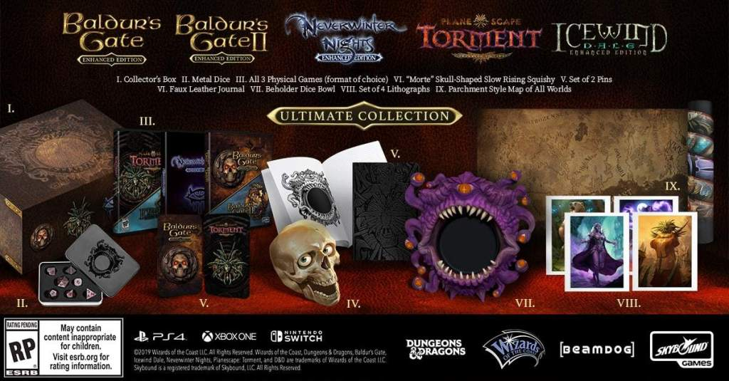 Skybound Brings Classic Dungeons Dragons Titles To Modern