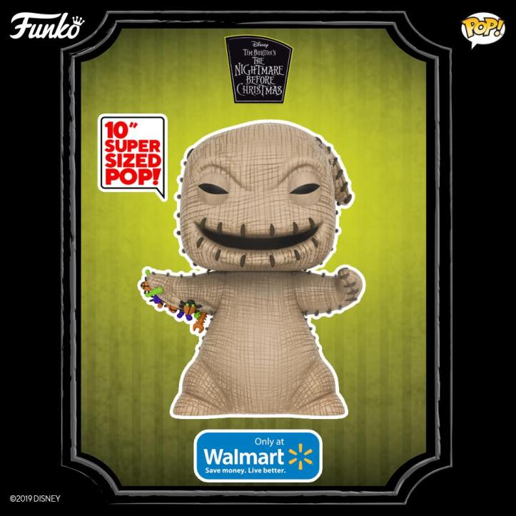 New Nightmare Before Christmas Funko Pop! items coming soon