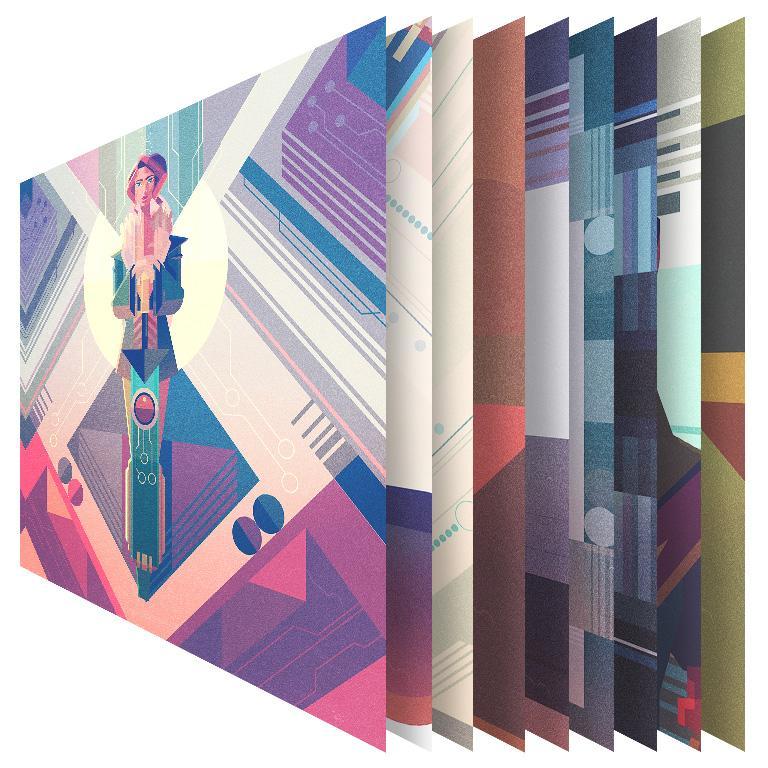 Transistor, Bastion, Pyre soundtracks compiled in Supergiant